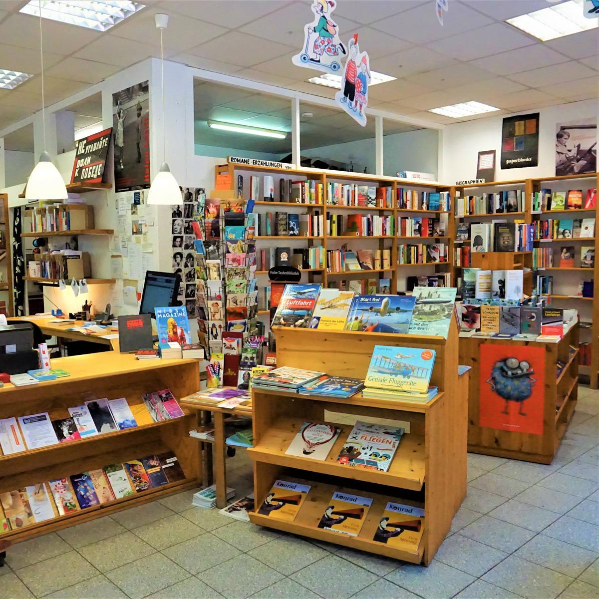 style hannover annabee buchladen 7 - Annabee Buchladen: Hier entscheidet das Kollektiv