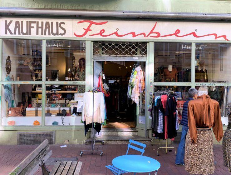 style hannover kaufhaus feinbein 1a 740x560 - Feinbein – Mini-Kaufhaus in Hannover