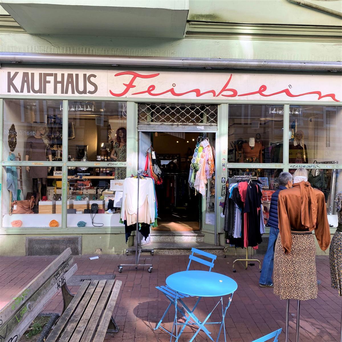 style hannover kaufhaus feinbein 1a - Dein Kiez
