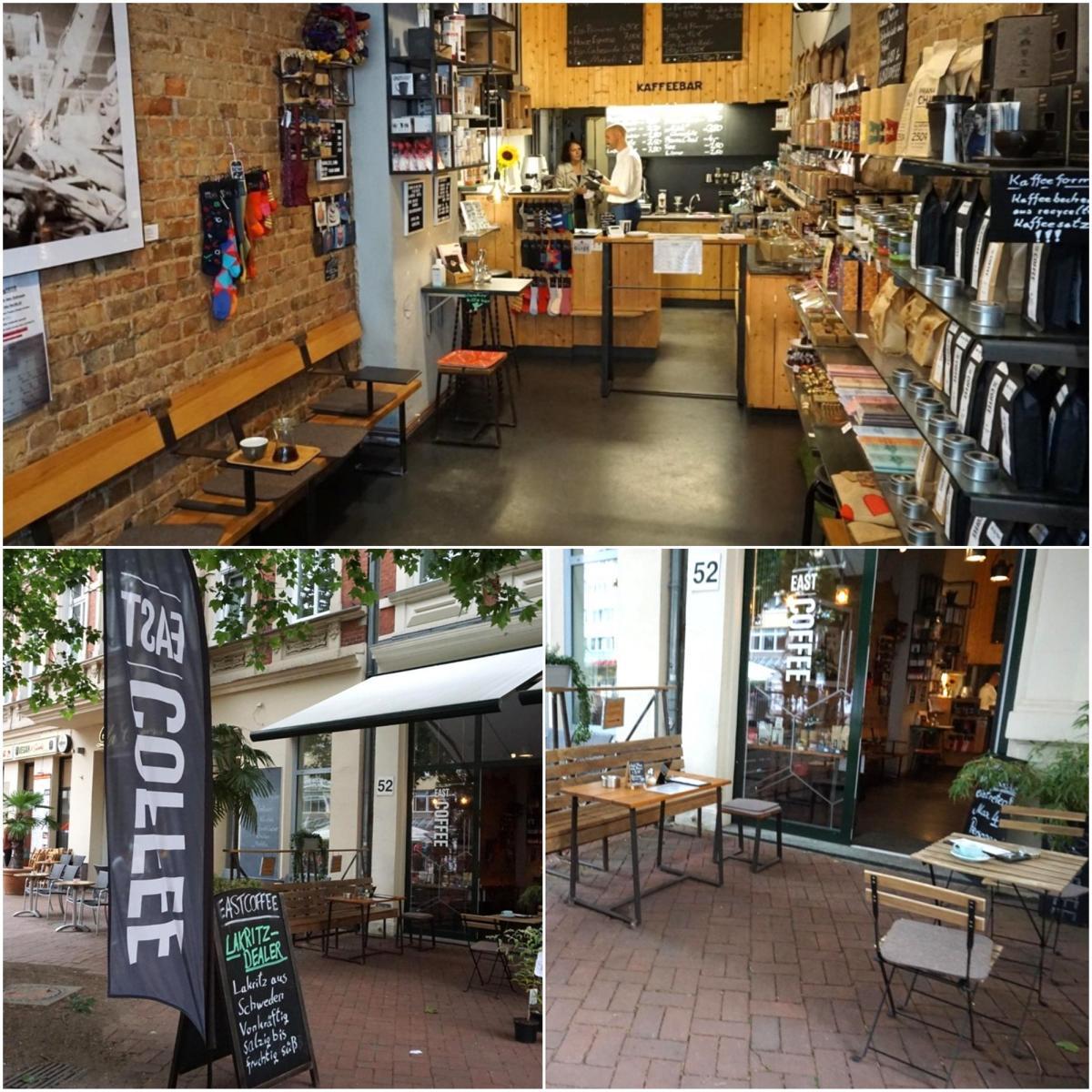 Style Hannover East Coffee 5 - EASTCOFFEE - Zeit nehmen für Kaffeespezialitäten