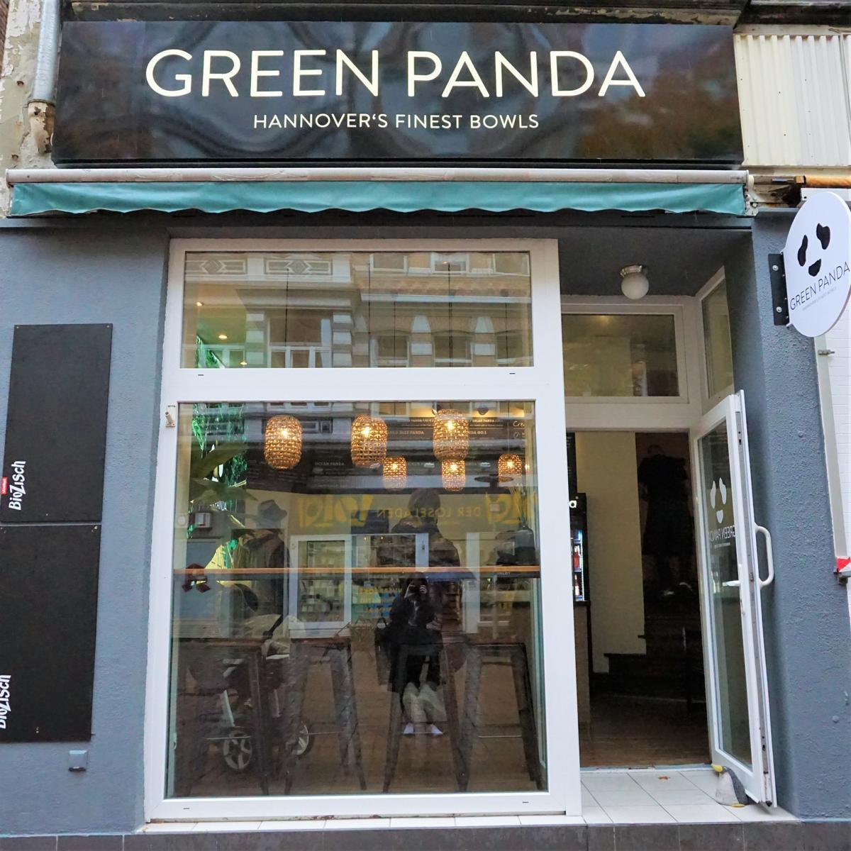 Style Hannover Green Panda 1 - Green Panda – asiatische Bowls