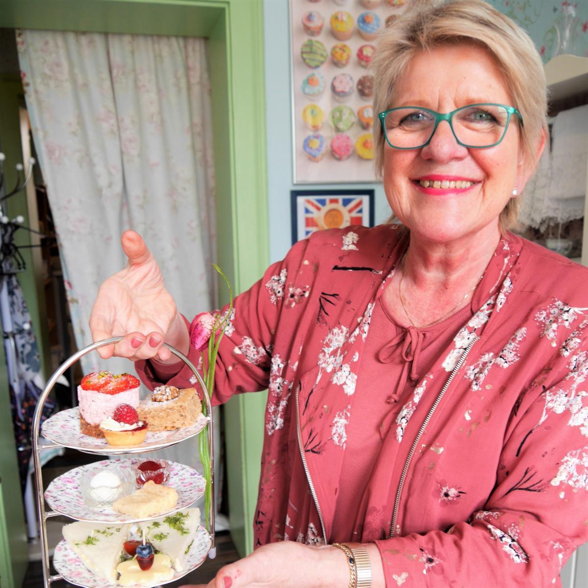 Style Hannover Sahnestueck 4 - Teatime mit der Queen im SAHNESTÜCK