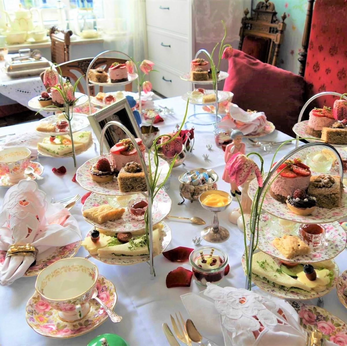 Style Hannover Sahnestueck B - Teatime mit der Queen im SAHNESTÜCK