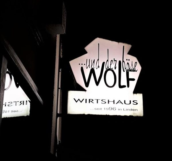 style hannover boeser wolf B 599x560 - ... und der böse Wolf - Kultlokal in Linden