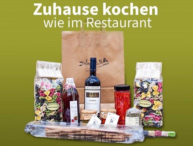 style hannover elea kochtuete 740x560 - ELEA Olivenöl, Wein, Gutes - Kochtüte & Drink-Sets