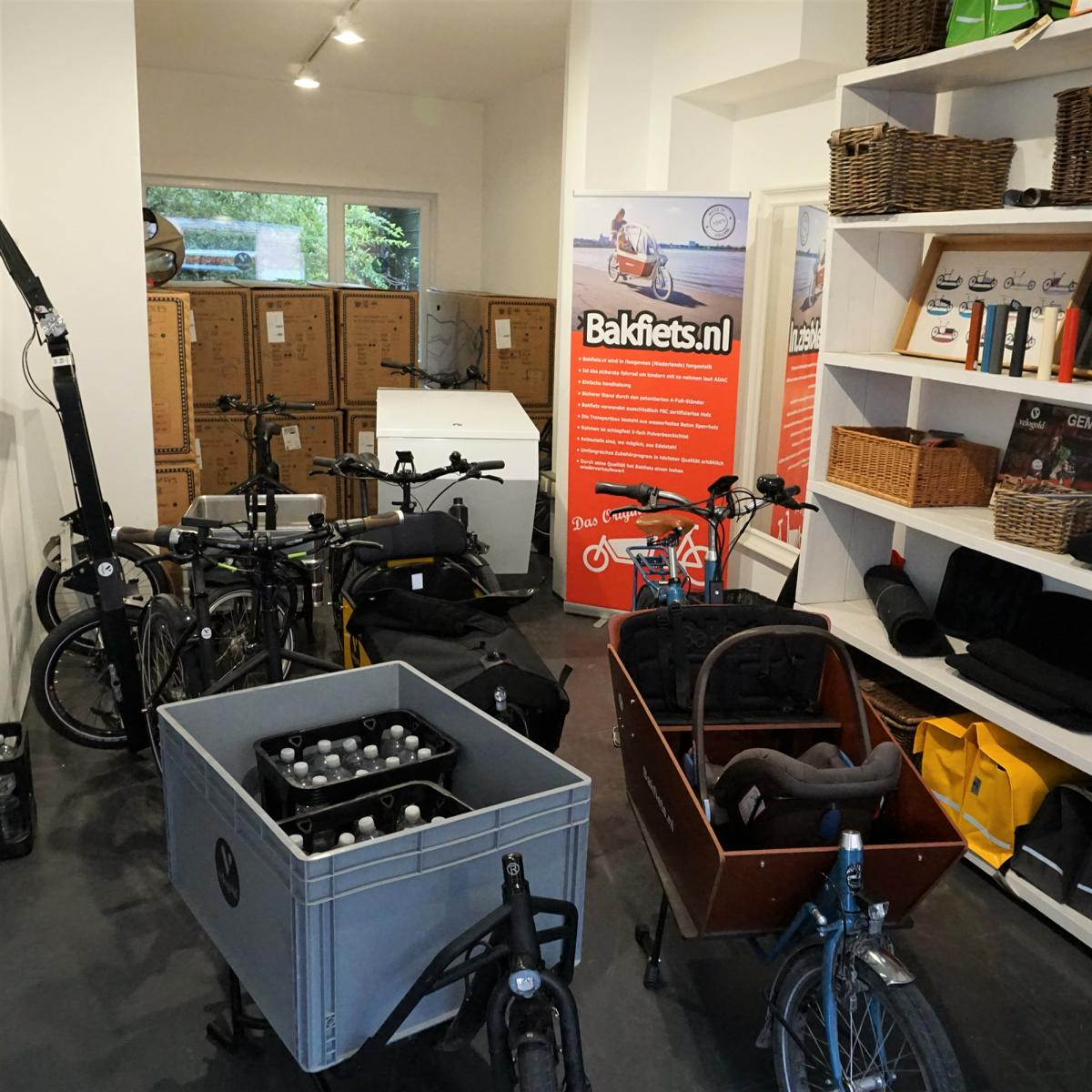 style hannover velogold 6 - VELOGOLD cargobikes = Lastenfahrräder