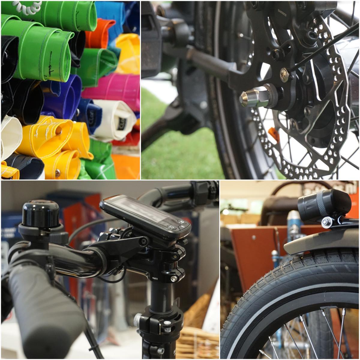 style hannover velogold 7 - VELOGOLD cargobikes = Lastenfahrräder