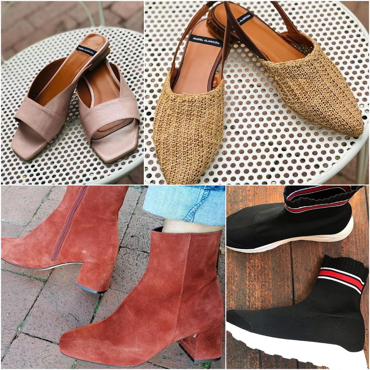 Style Hannover Anne Behne collage - Anne Behne - Schuhe und Accessoires
