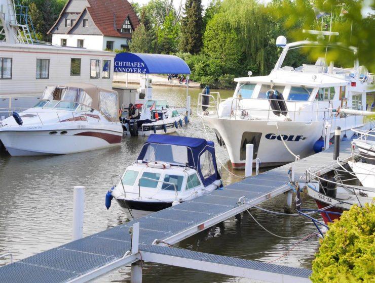 Style Hannover stellt Bootsverleih vor.