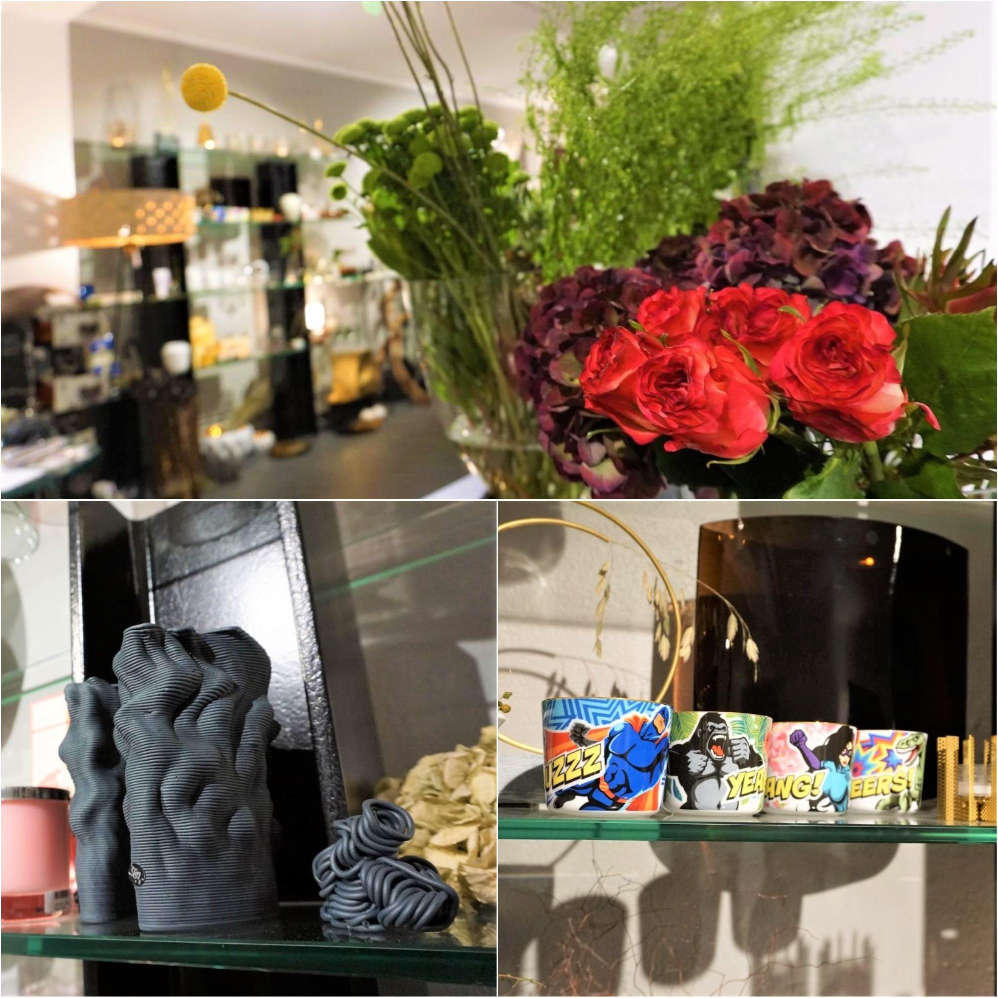 Style Hannover Gloriosus Collage - Gloriosus - Deko und Geschenke edel & süß