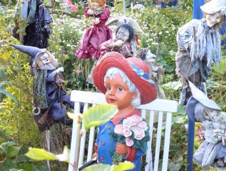 Style Hannover stellt Kitsch im Kleingarten vor.