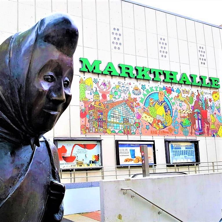 "Style Hannover Markthalle B2 - Hannovers ""Bauch"" – Treffpunkt Markthalle"