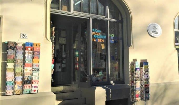 Style Hannover stellt Papierladen Mesecke vor.