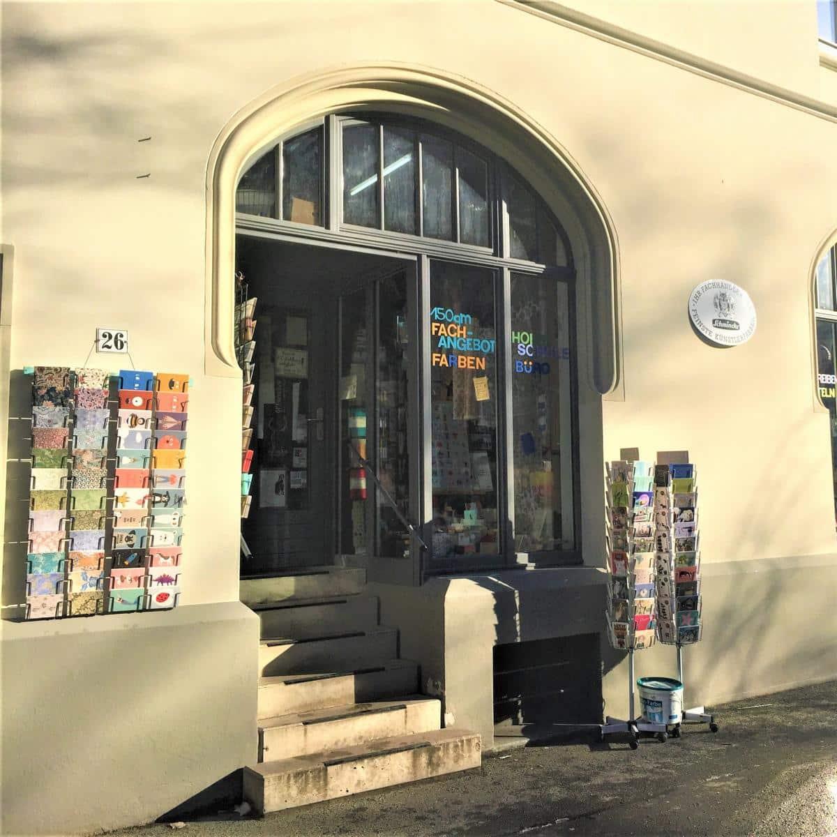 Style Hannover Papierladen Mesecke B2 - Papierladen Mesecke - Schreibwarenladen mit Herz