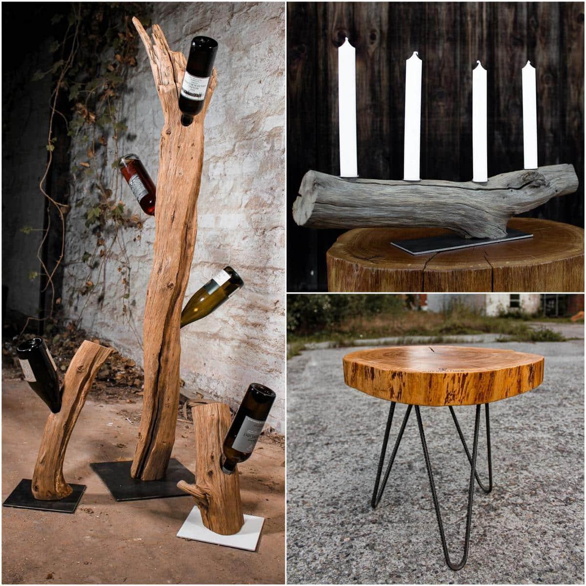 Style Hannover oakbrother Accessoires - Oakbrother - einzigartige & nachhaltige Massivholz-Objekte