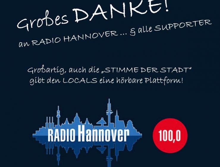 style hannover radio hannover B 740x560 - Radio Hannover - die STIMME HANNOVERs lässt LOCALS sprechen