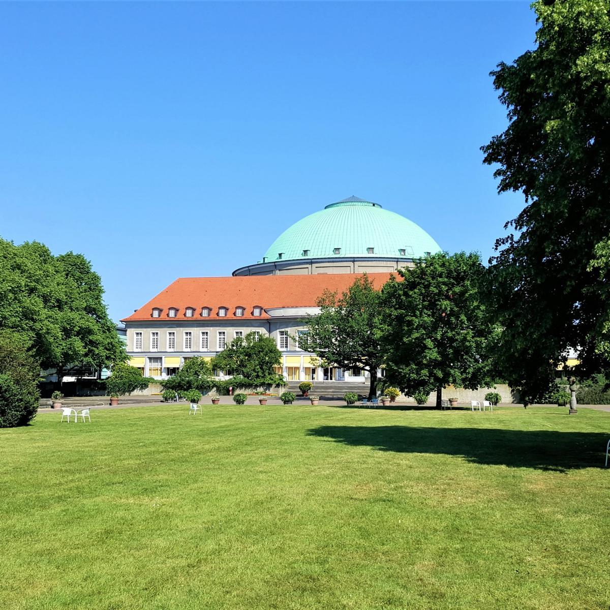 style hannover stadtpark 1 - Warum in die Ferne schweifen - der Stadtpark am HCC