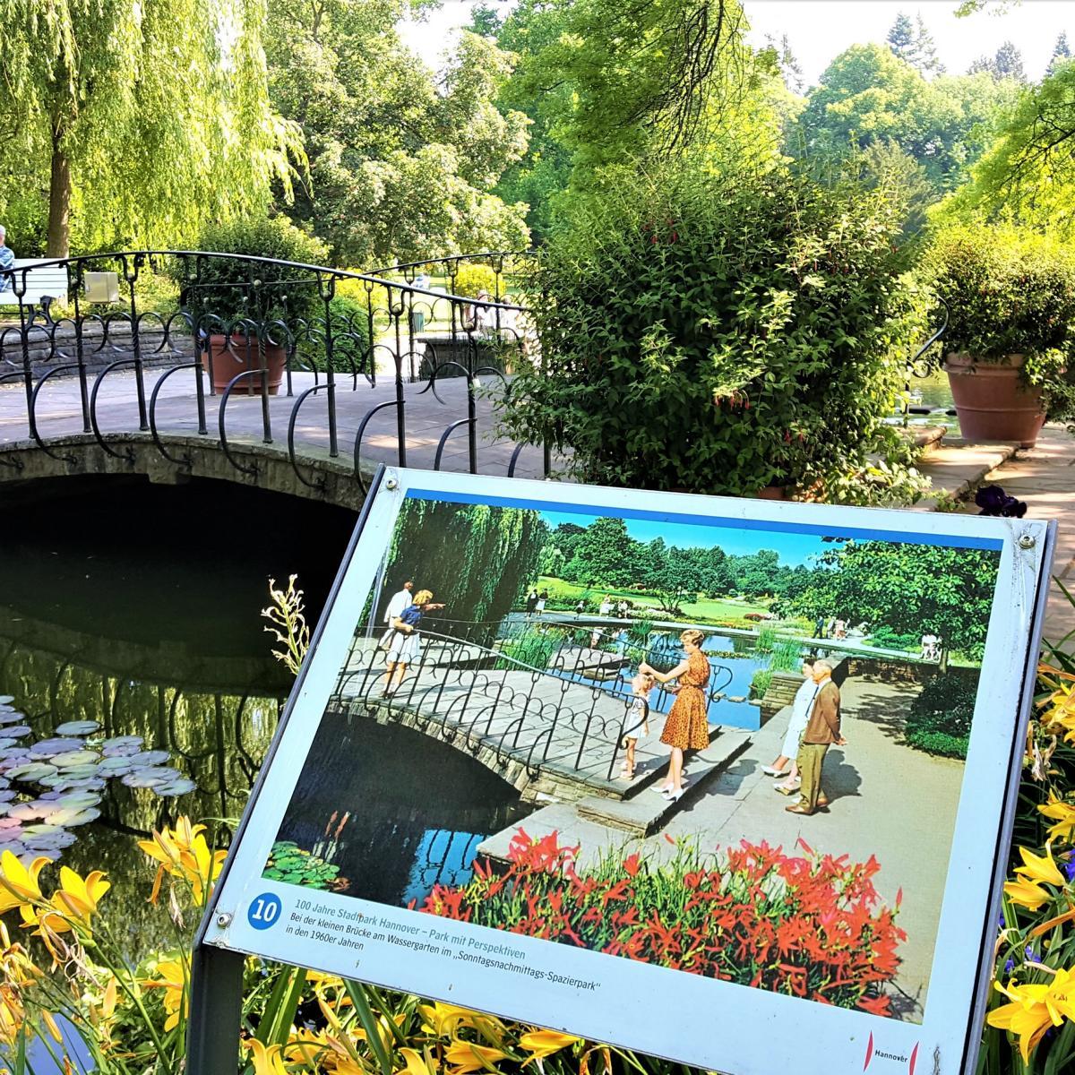 style hannover stadtpark 2 - Warum in die Ferne schweifen - der Stadtpark am HCC