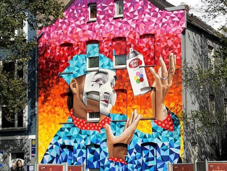 Style Hannover zeigt Street Art in Hannover vor.