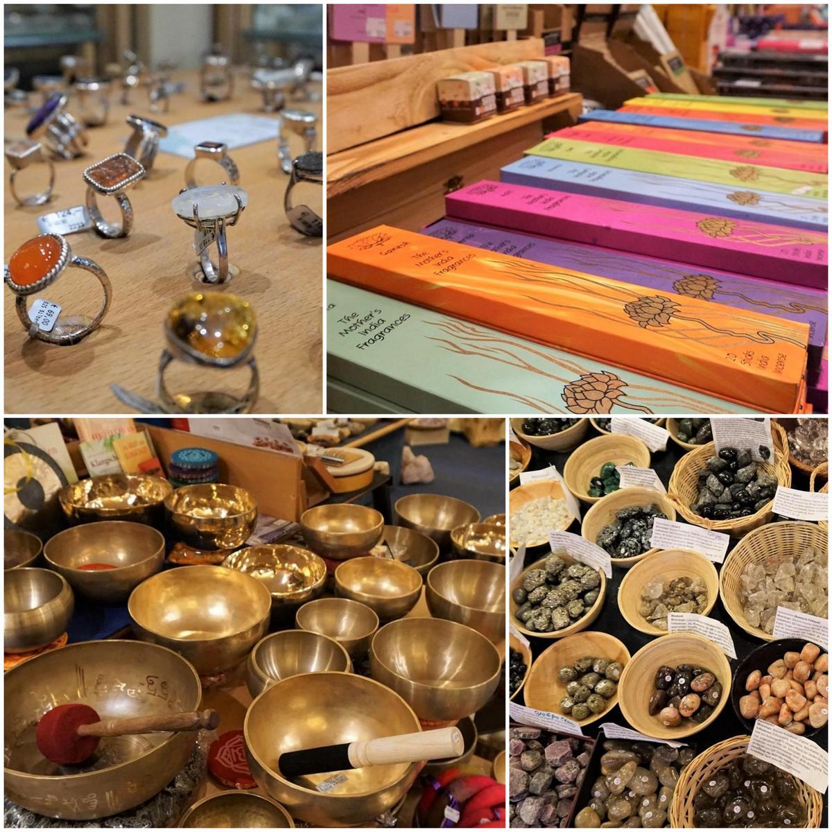 style hannover tao buchhandlung collage 2 - Tao-Buchhandlung – ein Ort für die Seele