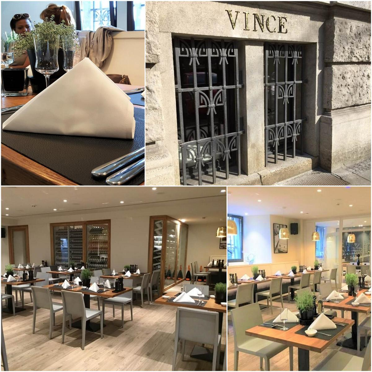 style hannover vince collage - VINCE: Bankfiliale mutiert zur Vinoteca