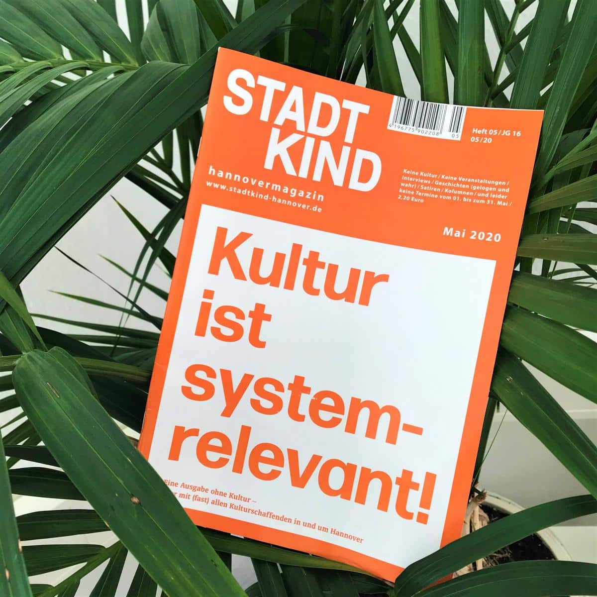 Style Hannover Stadtkind Abo 1 - Stadtkind: (Geschenk-)Abo