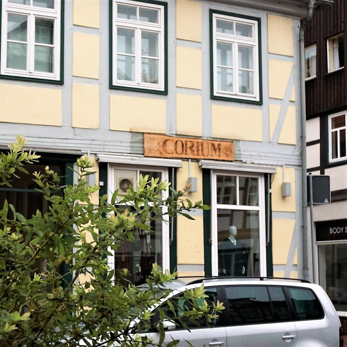 Style Hannover Corium 2 - Corium – Spanien in Hannover