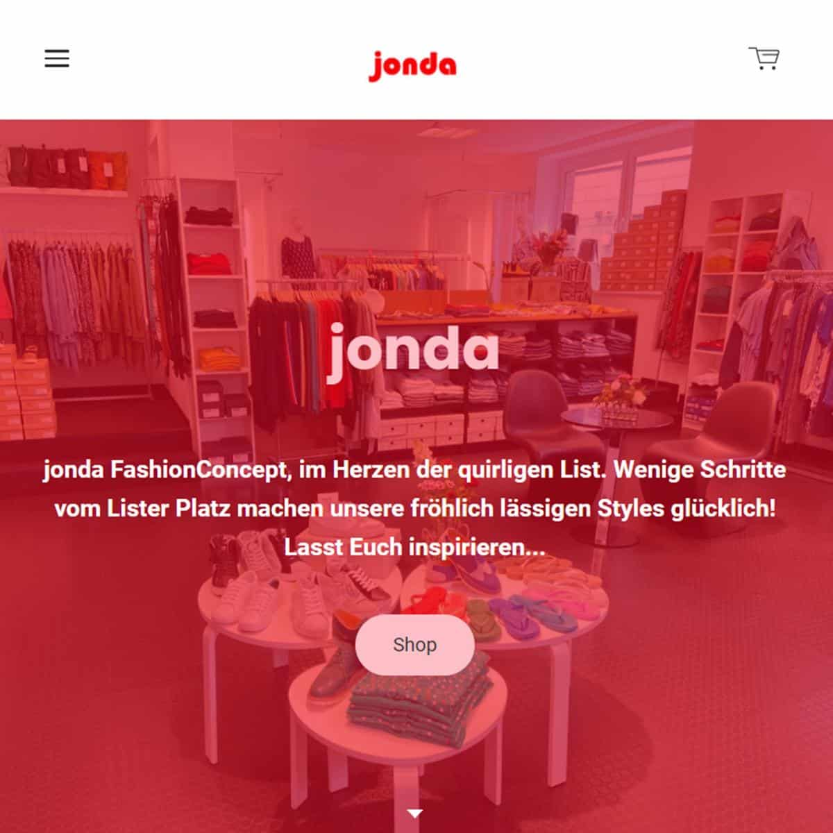 Style Hannover Jonda Fashion Concept Online Shop B - Support your locals