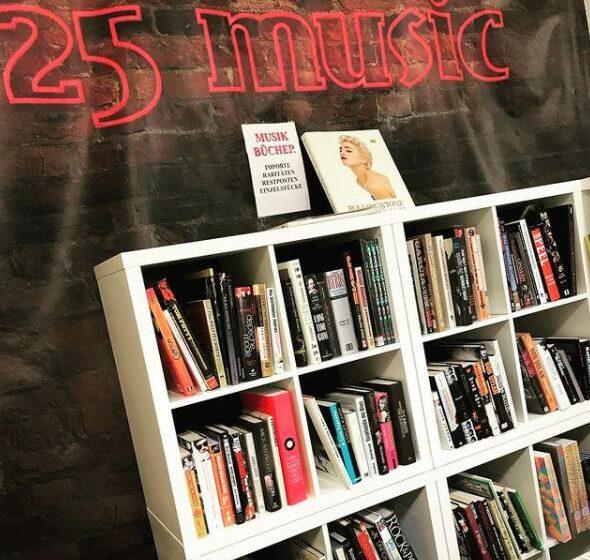 Style Hannover stellt 25 music vor.