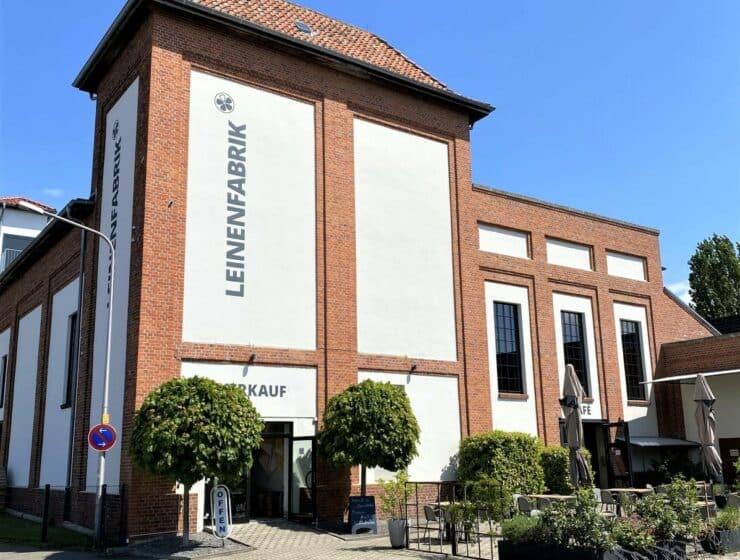 style hannover leinenfabrik 11 740x560 - Leinenfabrik – echtes Handwerk direkt am Steinhuder Meer