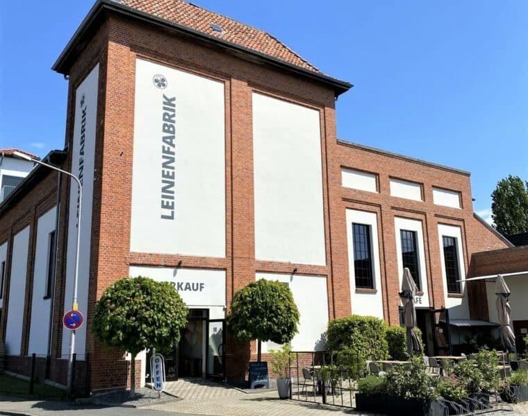 style hannover leinenfabrik 11 760x600 - Leinenfabrik – echtes Handwerk direkt am Steinhuder Meer
