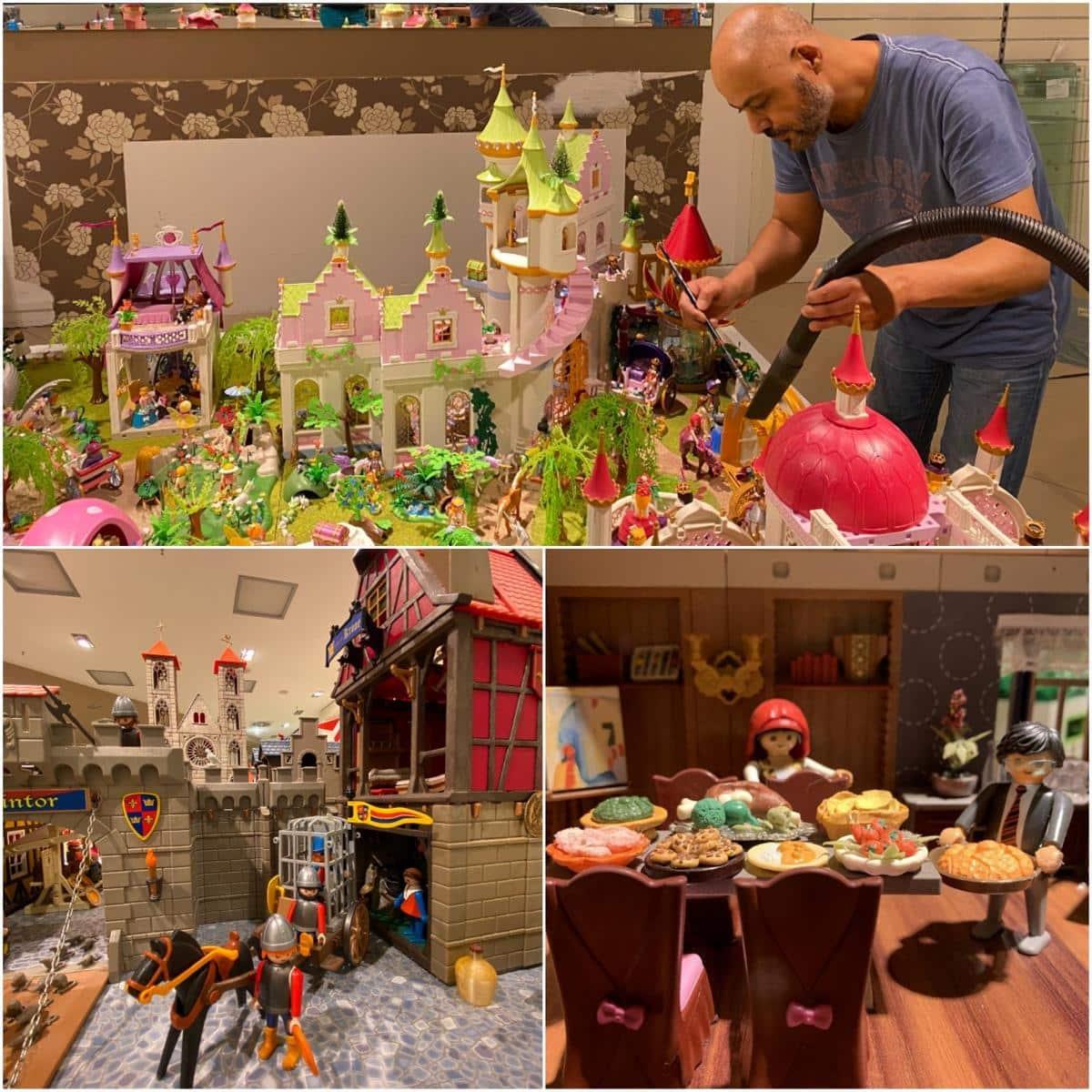 Style Hannover Miniaturwelten der Geschichte Robert Packeiser Nerissa Rothhardt 2 ADMIN Aug 25 133042 2021 Conflict - Robert Packeiser: Pädagoge, Künstler und ... Playmobil