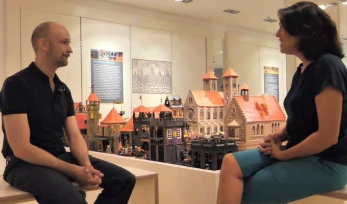 """Style Hannover Miniaturwelten der Geschichte Robert Packeiser Nerissa Rothhardt B 680x400 - Im Gespräch mit Robert Packeiser vom Museum """"Miniaturwelten der Geschichte"""""""