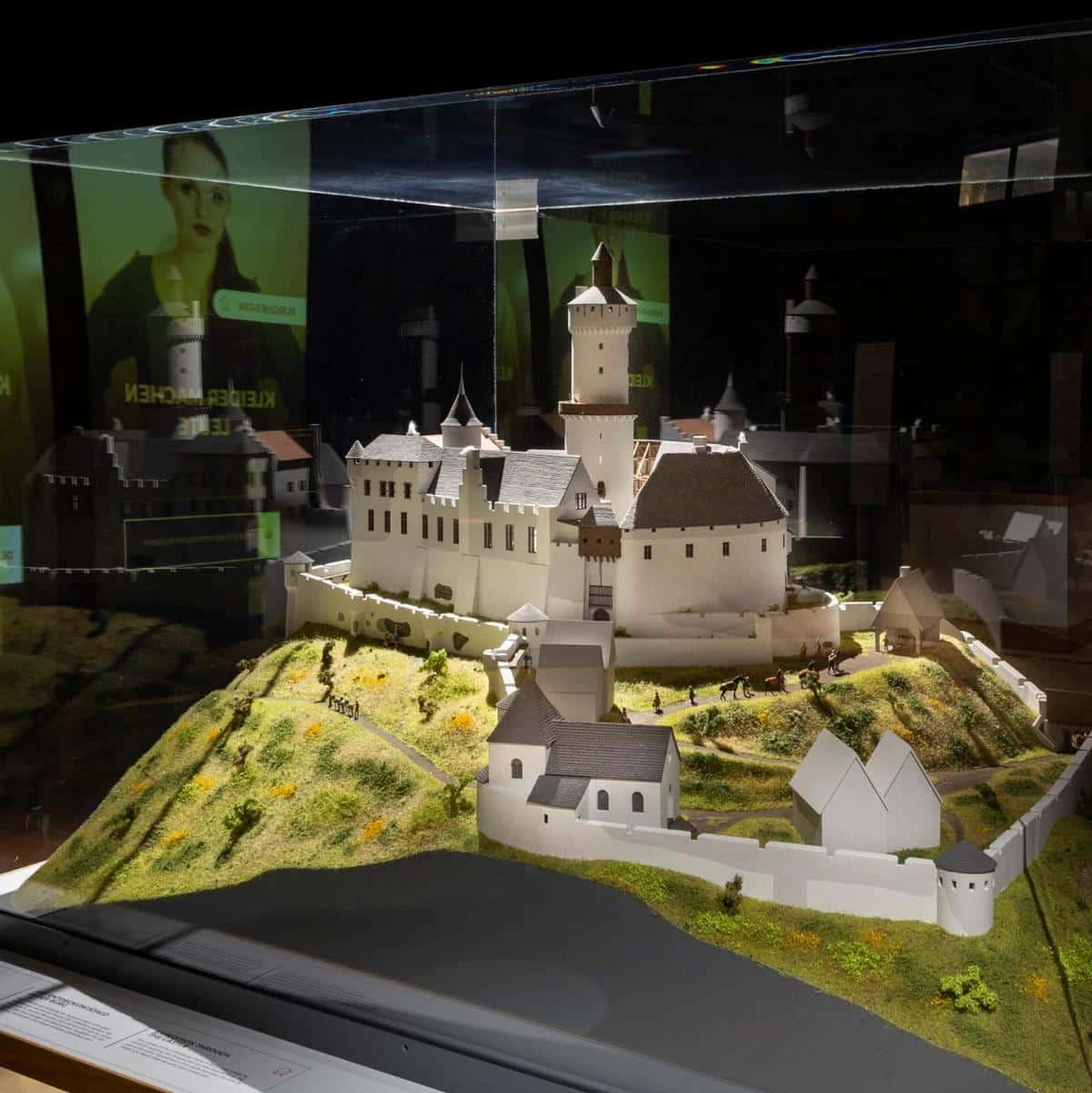 style hannover landesmuseum weltenmuseum ausstellung RitterBurgen 1 - Landesmuseum - Ritter und Burgen - bis zum 20. Februar 2021
