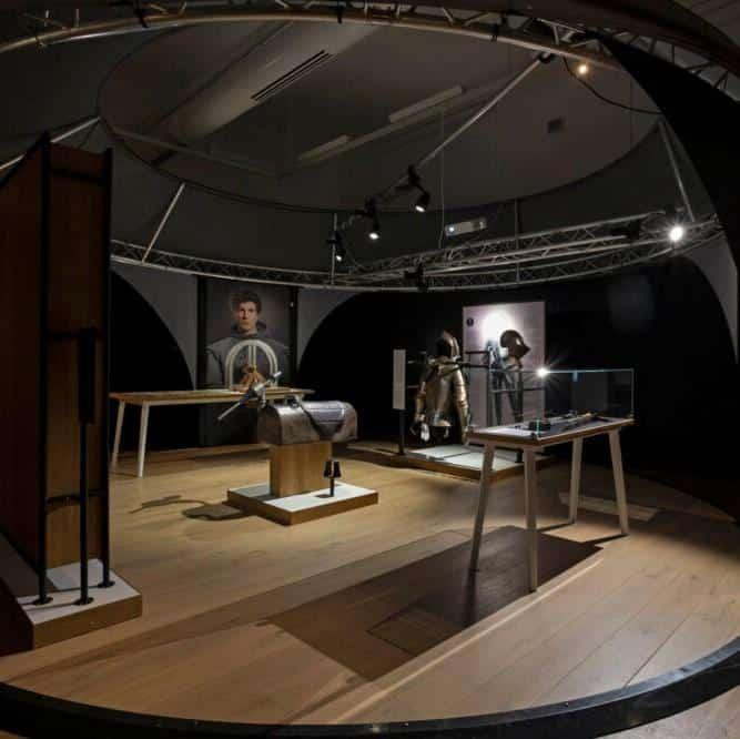 style hannover landesmuseum weltenmuseum ausstellung RitterBurgen 2 - Landesmuseum - Ritter und Burgen - bis zum 20. Februar 2021