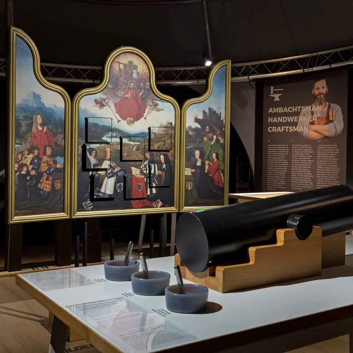style hannover landesmuseum weltenmuseum ausstellung RitterBurgen 3 - Landesmuseum - Ritter und Burgen - bis zum 20. Februar 2021